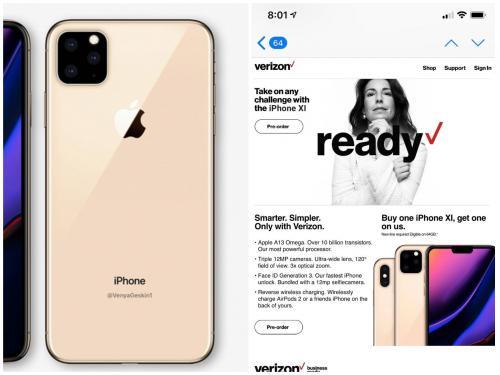 «Яблочные рабы» разочарованы:  iPhone 11 не получит реверсную зарядку