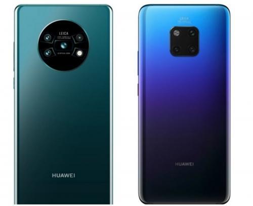 Huawei наложили смартфон Mate 30 на американские санкции