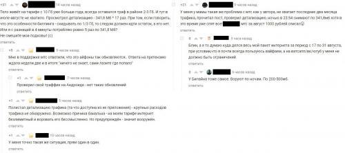 «Яйца» без совести: МТС отобрал 1000 рублей за «левые» мегабайты