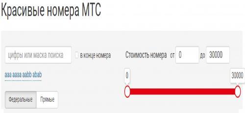 Назад в 90-е: МТС «отжимает» номера ради 15 000 рублей