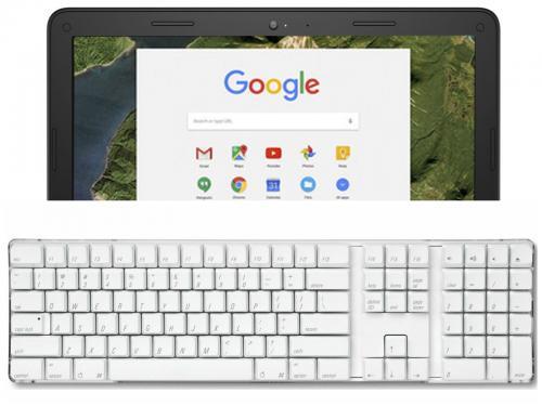 Google «топит» Apple? Chrome OS не распознаёт аксессуары Apple