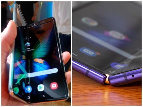 Больше не ломается: Galaxy Fold стал надёжным смартфоном