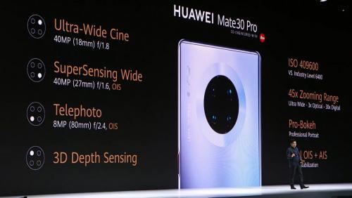 Разобрались в тёмную: Huawei Mate 30 Pro станет «королём» ночных фото