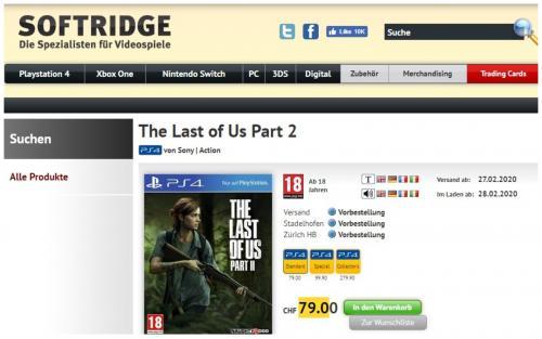 Final Fantasy может подорвать выход The Last of Us: Part 2