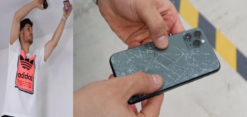 Фарфоровое яблочко: Apple завысили прочность iPhone 11