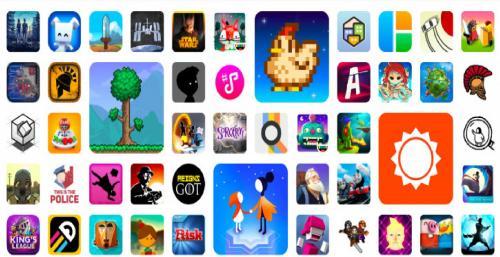 Google продаст старые мобильные игры за 320 рублей