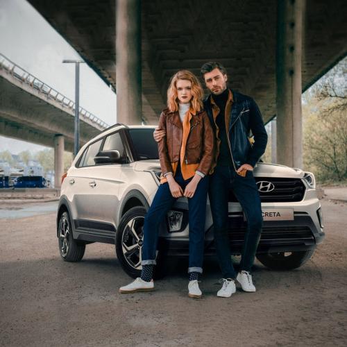 Лучше бы занялись выхлопом, шумкой и акустикой: Что не так с Hyundai Creta Rock Edition