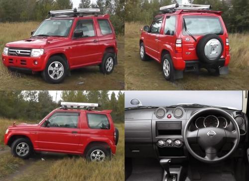 «Паджерик» по цене «Нивы»: Почему стоит купить Nissan Kix 2009 года – блогер