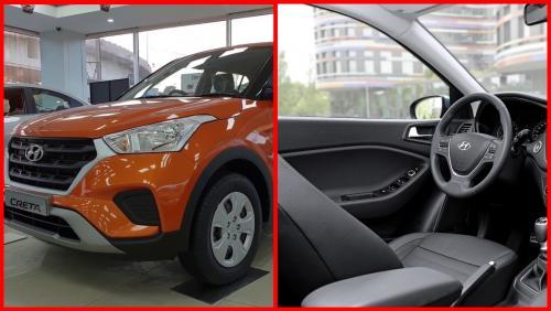 «Убийца» Geely Atlas: Блогер провела тест-драйв обновлённого Hyundai Creta 2020