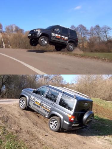 Разница в расходе - 2 литра: Эксперт раскрыл особенности УАЗ «Патриот» с АКПП