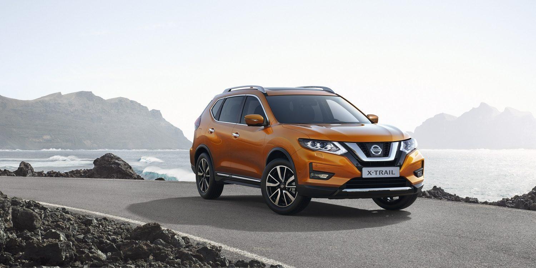 Новый Nissan X-Trail 2020