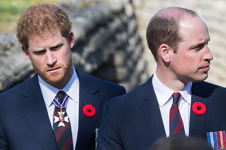 Уильям не предупредил или Гарри не послушал? «Война» принцев ...