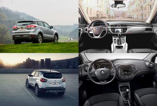 Неуважение французов зашкаливает: Чем Renault Kaptur хуже Geely Atlas