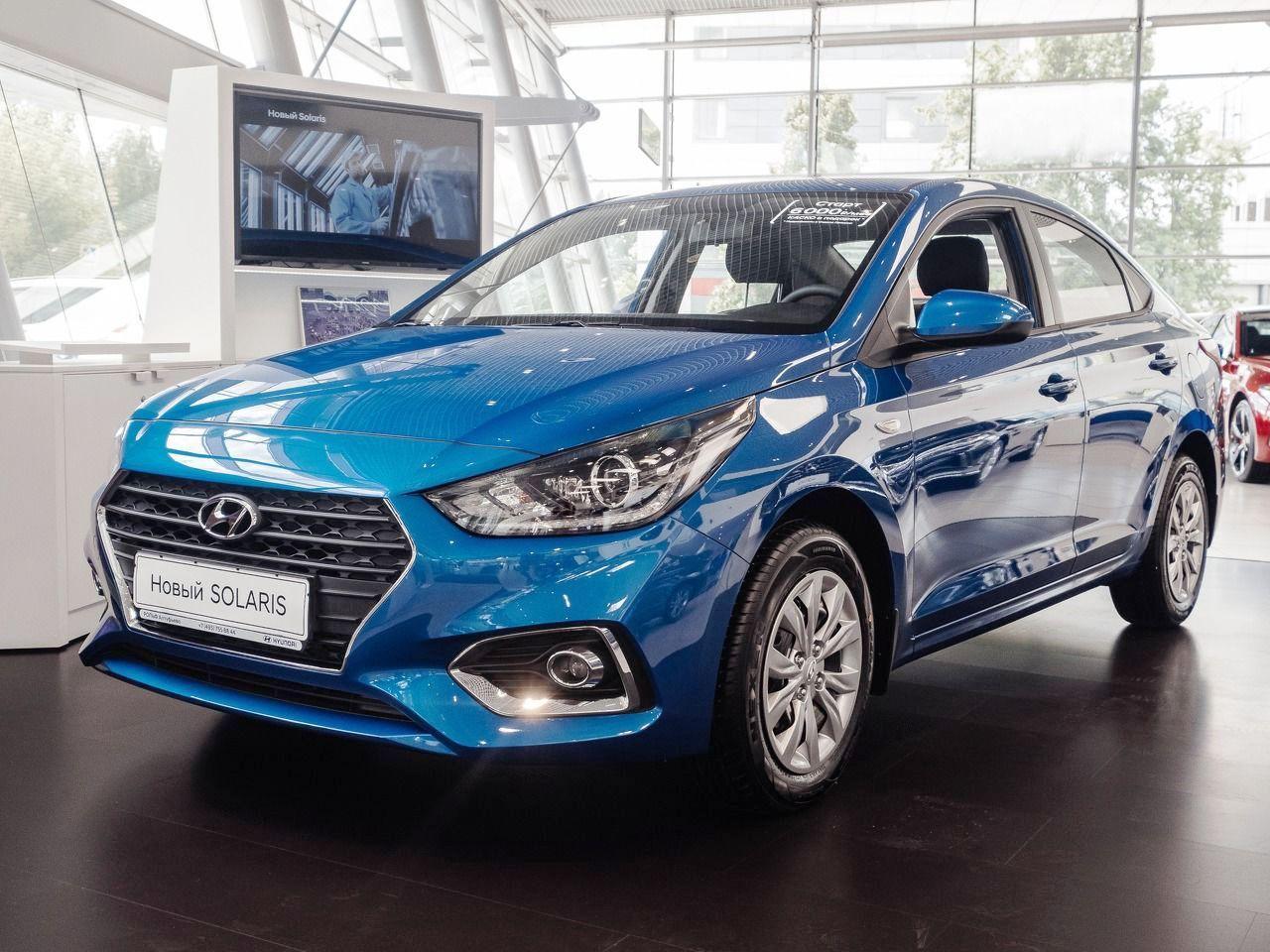 Какая коробка передач у Hyundai Solaris – Taxi Bolt