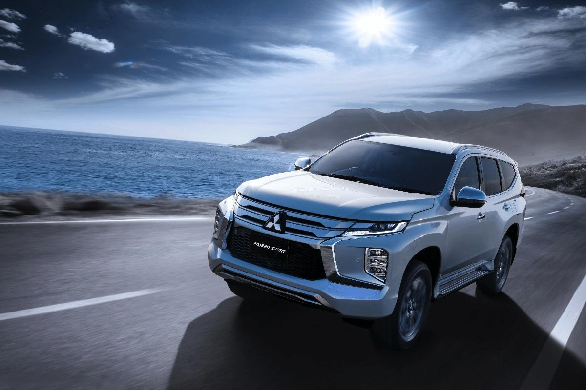 Обновленный Mitsubishi Pajero Sport появится в России без дизеля