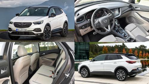 Opel Grandland X: Пришел. Увидел. И ушел?