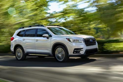 «Крета» и «Тигуан» в опасности: Subaru Ascent выйдет за пределы США - Когда в Россию?