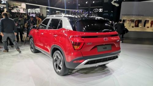 В России она еще не то покажет: Обновленная Hyundai Creta пользуется ажиотажным спросом в Китае - Конкурентам не позавидуешь
