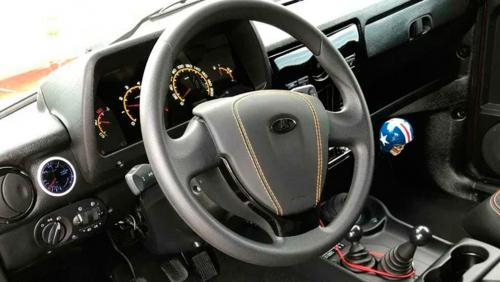 Такой рестайлинг ожидали автолюбители: В сети продают 200-сильную LADA 4x4 за 1 000 000 рублей – «АвтоВАЗ», прекращай заниматься ерундой