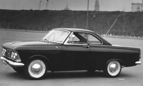«Мерседес» и БМВ остались бы «с носом»:  Серийное производство редкого «Москвича»-408 «Турист» изменило бы ход истории