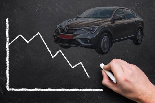 «Её только с «китайцами» и сравнивать»: Почему россияне считают Renault Arkana конкретным провалом «Рено»