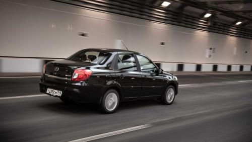 В Россию приехал рестайлинговый Datsun on-DO – японская альтернатива «Гранте»
