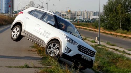 «Убийца Дастера»: Плюсы и минусы поездки на Hyundai Creta
