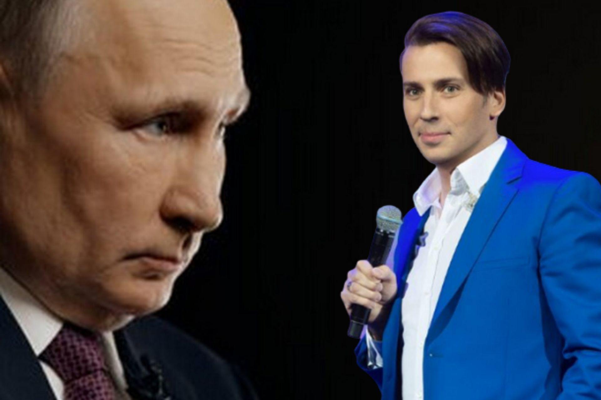 Как Владимир Путин колко ответил Галкину