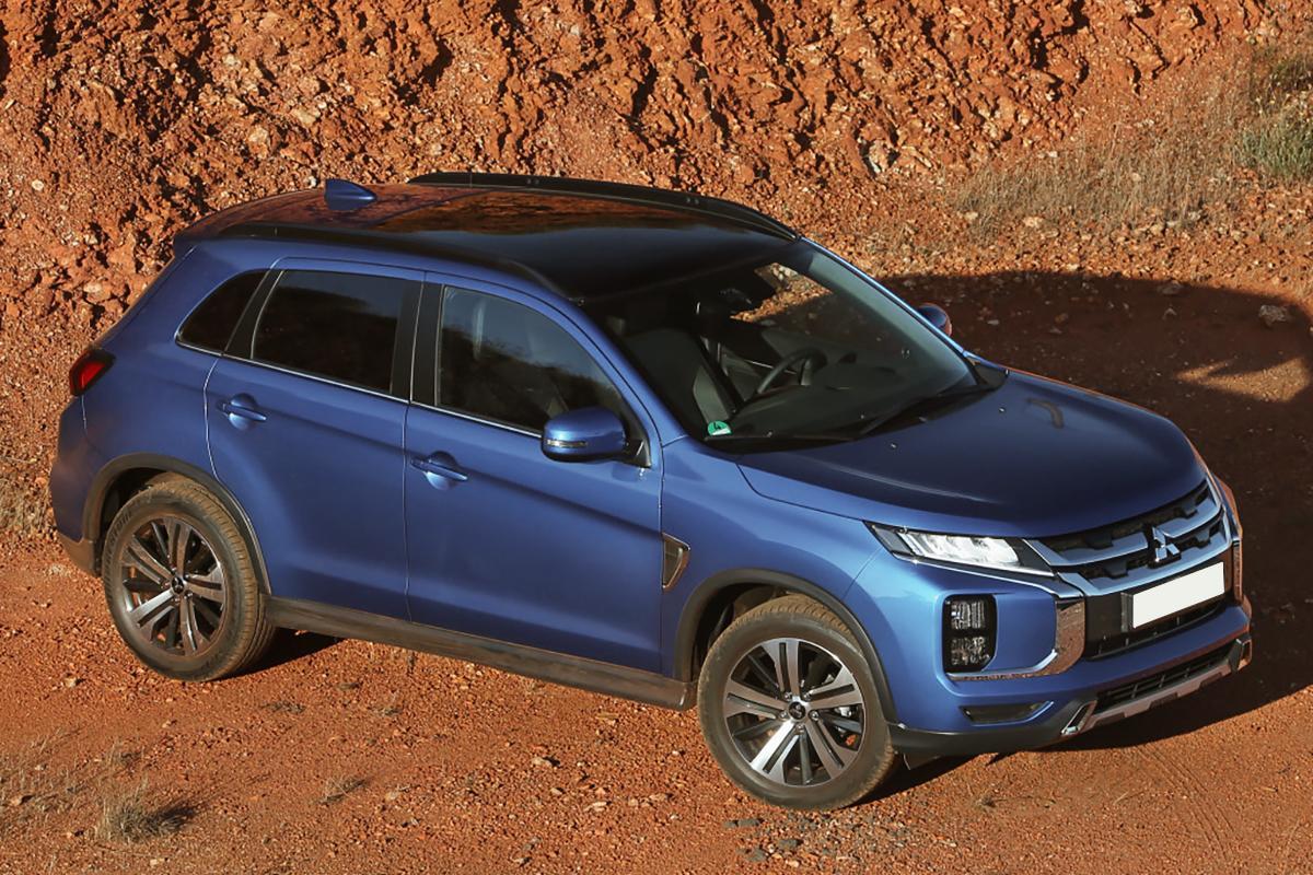 Обновленный Mitsubishi ASX стал дороже (фото и цены) - Авто Mail.ru