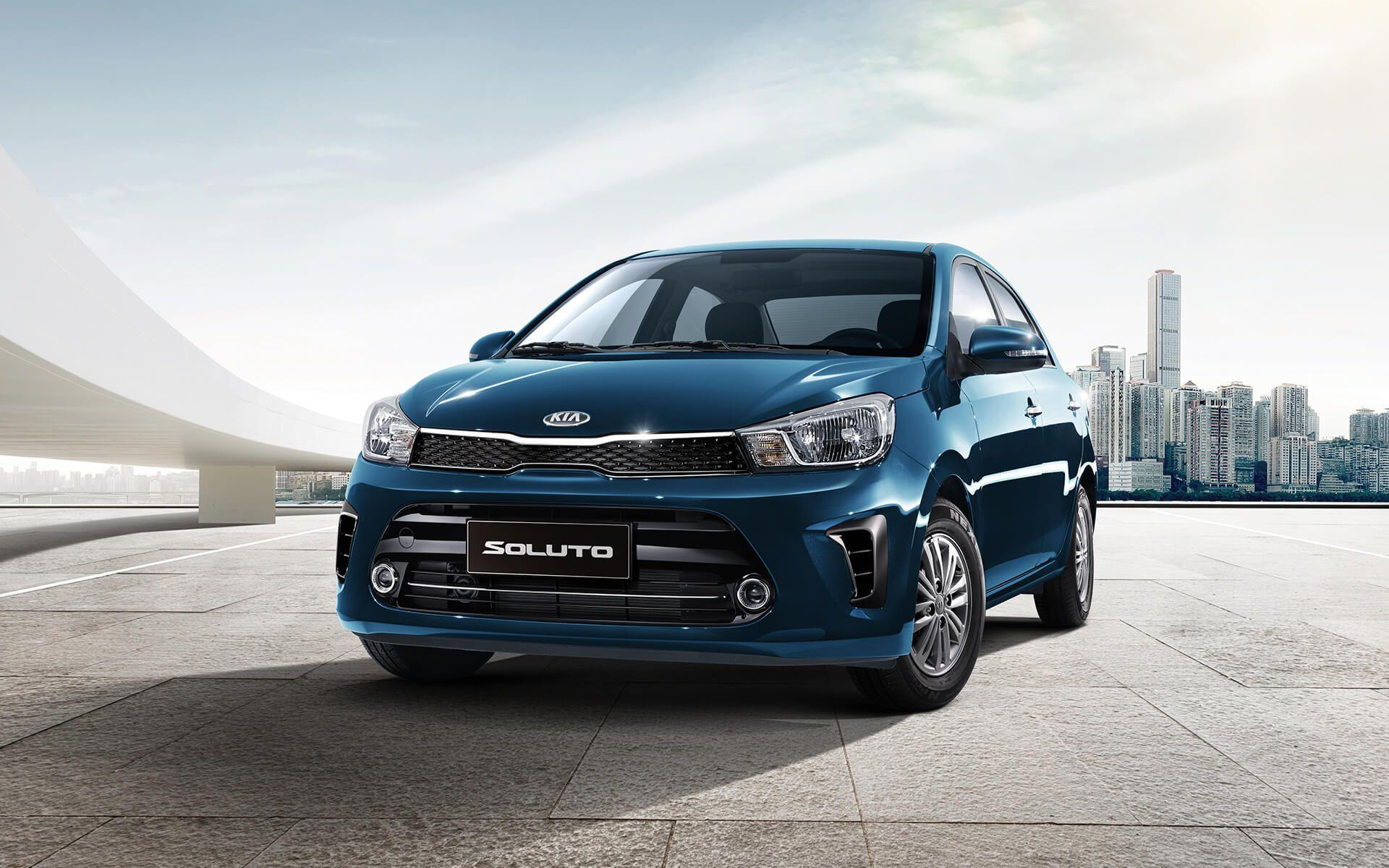 Why Kia Soluto Should Appear In Russia This State Employee Will