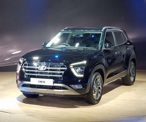 С «Селтосом» пора прощаться: В Индии представили дешевую версию новой Hyundai Creta - Когда в России?