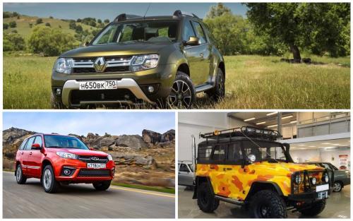 Огурцы с одной бочки: Renault Duster, УАЗ «Хантер» и Chery Tiggo 3 – это те самые надёжные SUV? Почему не стоит переплачивать за новое поколение