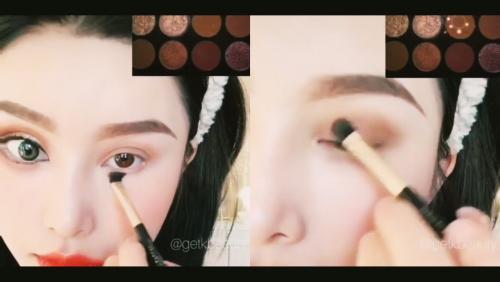 Усталый взгляд отменяется! Китайская техника макияжа «раскроет» глаза— визажист