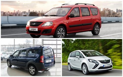 «Если бы не салон от «Рено», то была бы конфетка»: LADA Largus Cross 2020 оказался лучше Opel Zafira – эксперты